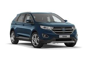 2017 Ford Edge Color Black Shadow