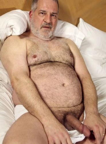 Daddy And Bears And Mature And Hunks Olderhairy And Macho