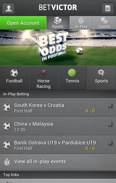 Titanbet Mobile App by Top 10 Mobile Betting Gamerlimit