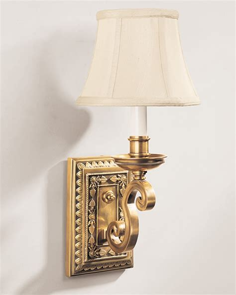 wall light sconces electric lighting solid brass electric wall sconce