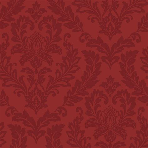 Kitchen Shades Ideas - york wallcoverings red damask wallpaper lw5895 the home depot