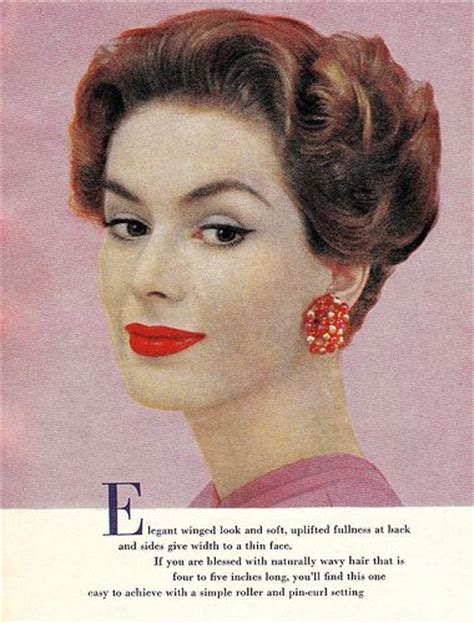Popular 50s Hairstyles by 1950s Hairstyles 50s Hairstyles From To