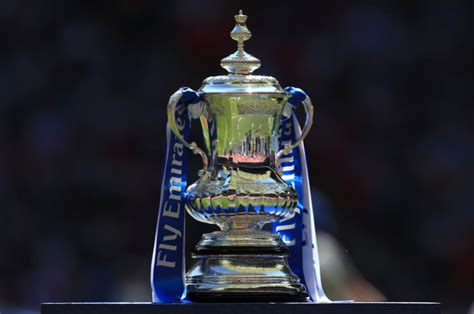 FA Cup Fifth Round Draw Live: Manchester United, City And ...