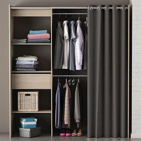 Kleiderschrank Mit Vorhang by Kleiderschrank Mit Vorhang W 228 Scheschrank Kinderzimmer