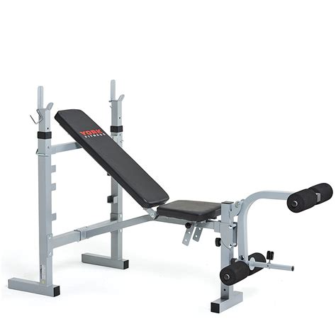 Bench Press And Weights For Sale by York 530 Weight Bench Fitness Equipment Ni
