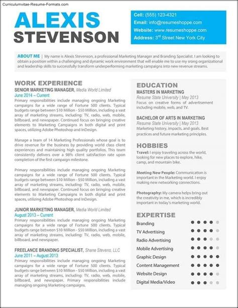 19602 attractive resume templates beautiful resume template free sles exles