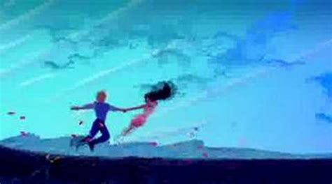 pocahontas paint with all the colors of the wind