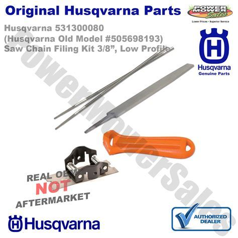 Chainsaw Sharpening File Size