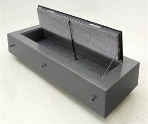 In floor safe and fire rated safes bedbunker safes for How to install a floor safe in concrete