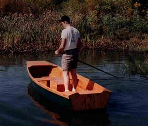 Building a john boat -- of lumber?