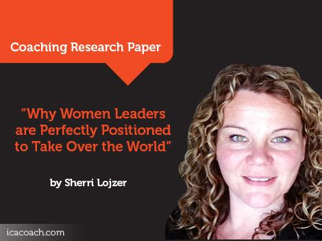research paper  women leaders  perfectly positioned