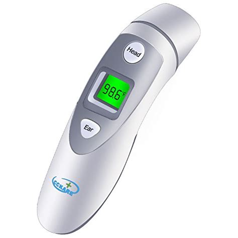 Medical Forehead and Ear Thermometer,Infrared Digital ...