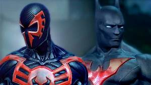 BATMAN BEYOND vs SPIDER-MAN 2099 - ALTERNATE ENDING ...