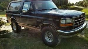 94 Ford Bronco Eddie Bower