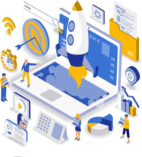 Download Business Startup Modern Flat Design Isometric ...