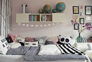 Teenager Zimmer Ideen : teenager m dchen zimmer teen room makeover pinterest ~ Michelbontemps.com Haus und Dekorationen