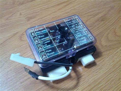1973 Fuse Box by Sell Datsun 510 1970 1973 Fuse Box New Nos Motorcycle In