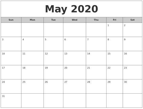 august create calendar