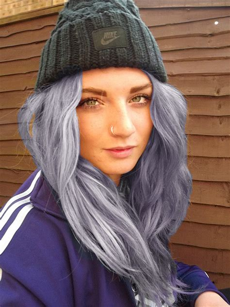 Pretty Pastel Pastel And Blue Hair On Pinterest