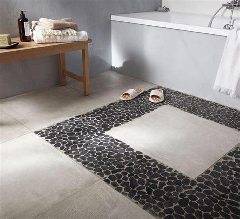 tapis encastrable dans carrelage 17 meilleures id 233 es 224 propos de sol de galets sur plancher de la de galets et