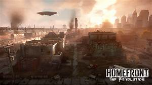 Homefront The Revolution Set In Philadelphia Coming To