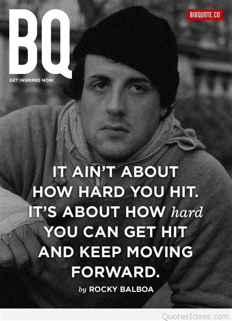 sylvester stallone rocky quotes wallpapers