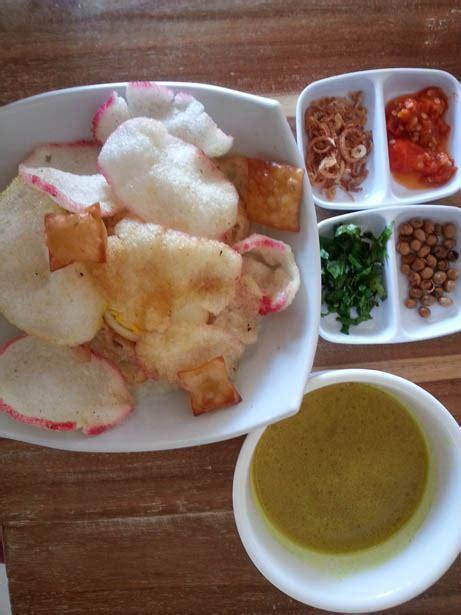 cuisine indonesienne cuisine indonésienne le bubur ayam lebaliblog