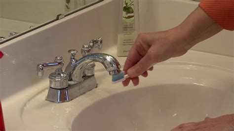Bathroom Cleaning Tips  How To Clean Faucets Youtube