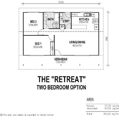 bedroom guest house floor plan  verandah guest house plans small house floor plans