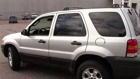 ford escape wd xlt youtube