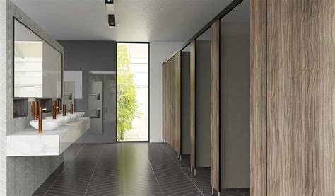 tpi commercial joinery toilet partitions  wet area