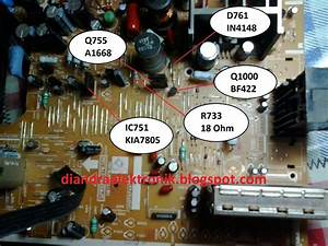 Diandra Elektronik  Tv Sharp Alexander Slim 2 Mati Total