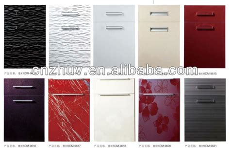 kitchen cabinet cover sheet high gloss acrylic and pvc kitchen cabinet door cupboard