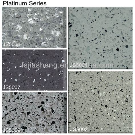 sparkle black artificial quartz kitchen countertop cheap