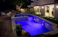 picture of a pool 15 Modern Inground Pools to Love | Home Design Lover