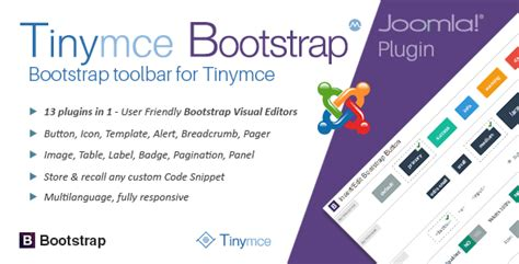Tinymce Content Templates by Tinymce Bootstrap Plugin For Joomla Codeholder Net