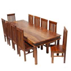 Dining Room Table And Chair Sets Rustic Lincoln Study Large Dining Room Table Chair Set For 10
