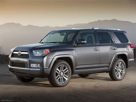 toyota ltd toyota 4runner limited 2012 exotic car image 04 of 40