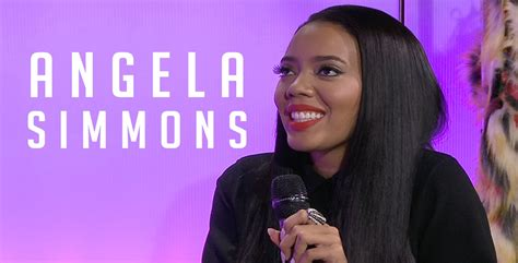 Angela Simmons Talks Dating, Family & Her Fashion Line On