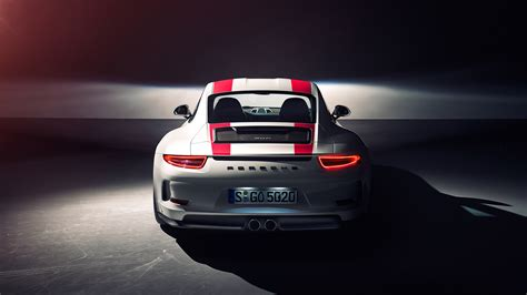 2017 Porsche 911 R Wallpapers & HD Images - WSupercars