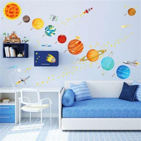 Kinderzimmer Deko Rakete by Die Besten 25 Weltraum Kinderzimmer Ideen Auf