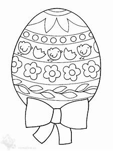 Easter Eggs Colouring Pages | Coloring - Part 5