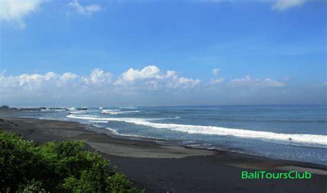 objek wisata pantai nyanyi  tabanan bali