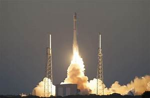 SpaceX Launches DSCOVR Satellite at Last, but Skips Rocket ...