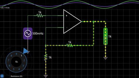 icircuit  excellent circuit simulator  windows