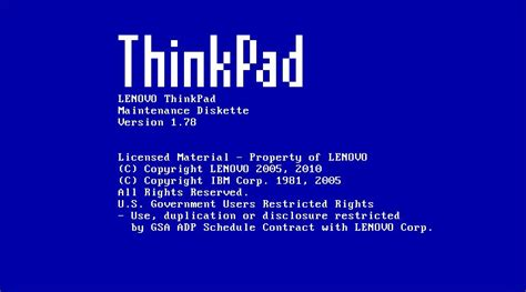 disket dos reset thinkpad serial number and uuid