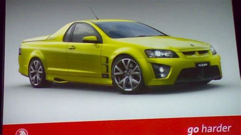 Holden Ve Wagon And Hsv Ute Maloo Photo Gallery