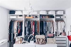 Ikea Pax Ideen : so habe ich mein ankleidezimmer eingerichtet und gestaltet bedroom closet storage dressing ~ A.2002-acura-tl-radio.info Haus und Dekorationen