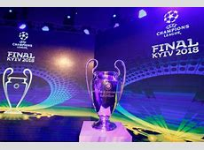 UEFA Champions League semifinal draw result PURE