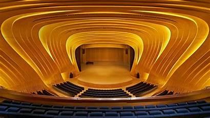Concert Stage Aliyev Heydar Hall Baku Center